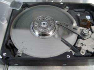 ремонт жестких дисков
