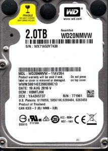 жесткий диск wd20nm